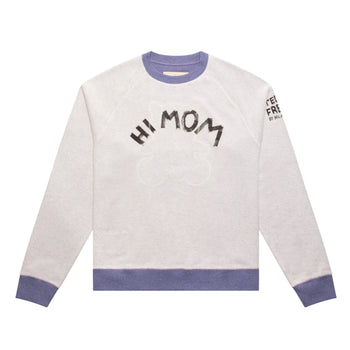 Hi Mom Bye Mom Reversible Sweatshirt