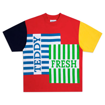Box Paneled T-Shirt