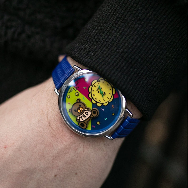 Teddy Fresh Time Watch