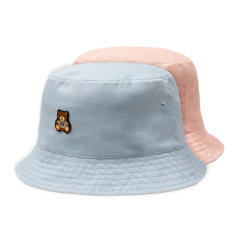 Reversible Twill Bucket Hat