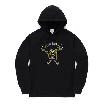 TF x SpongeBob Embroidered Hoodie