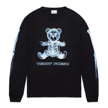 Teddy Bear X-Ray Long Sleeve Tee