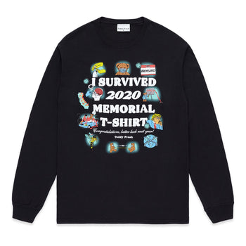 I Survived 2020 And All I Got Was This T-shirt