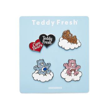 TF X Care Bears Pin Set