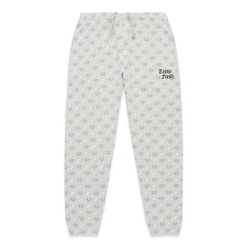 Argyle Print Sweatpants