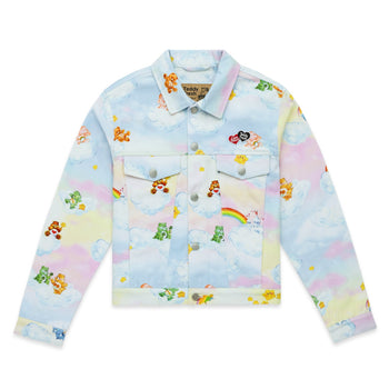 TF X Care Bears Denim Jacket