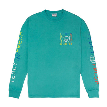 Garment Dyed Long Sleeve
