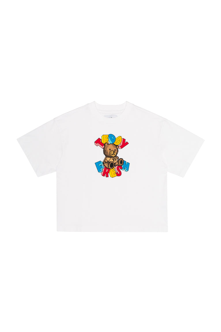 Women's Teddy Blocks T-Shirt