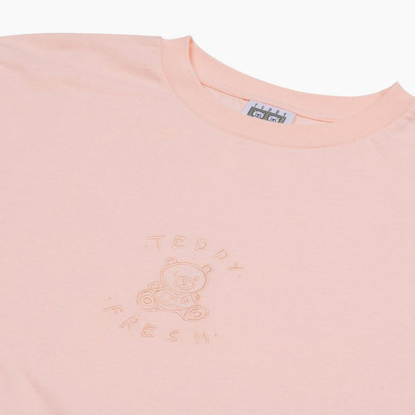 Embroidered Teddy Fresh T-Shirt