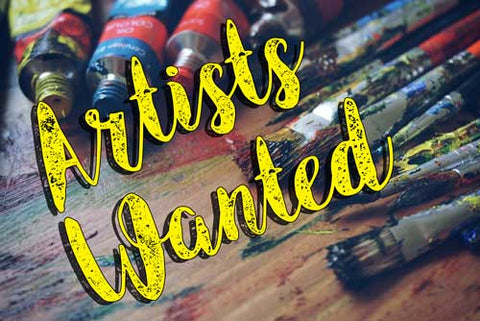 Artists Wanted - Swig of Color is looking for artists/instructors and designers.