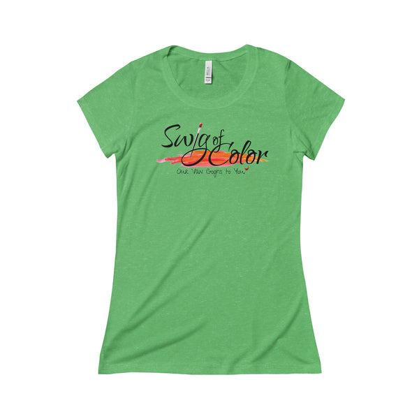 Swig of Color Short Sleeve Tee