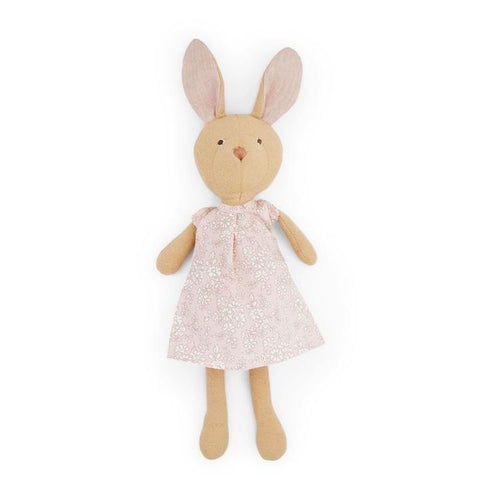 Juliette Rabbit in Sugar Flower Tea Party Dress