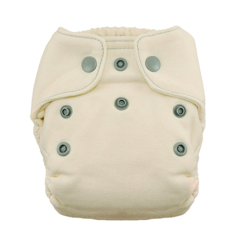 Thirsties Natural Fitted Diapers - Newborn