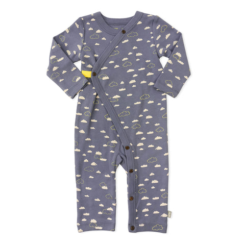 Cloudy Sky Coveralls