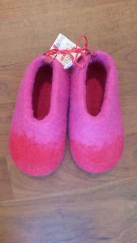 Woolen Toddler Slippers size 25, 26, 27