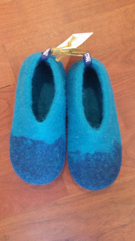 Woolen Child Slippers size 33, 34