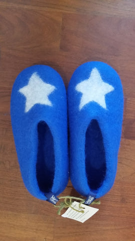 Woolen Child Slippers size 28, 29, 30, 31, 32