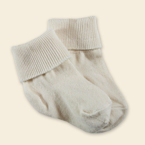 Organic Cotton Baby/Toddler Socks