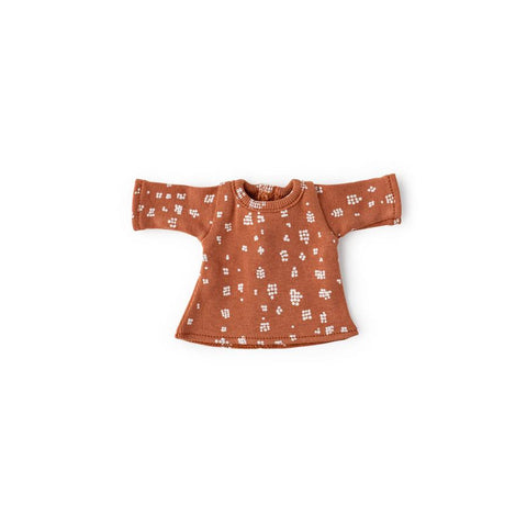 Fawn Spots Shirt for Dolls