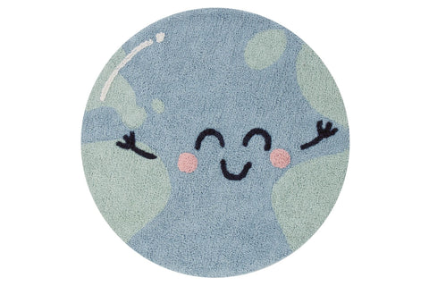 Washable Rug - Big Big World