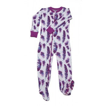 Toddler Zip Footies