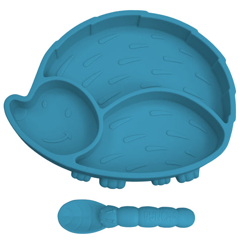 Suction Bowl Cup - Hedgehog