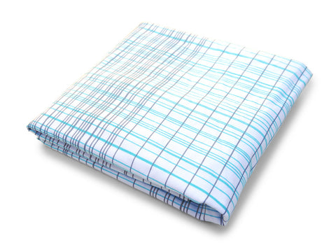 Percale Fitted Crib Sheets