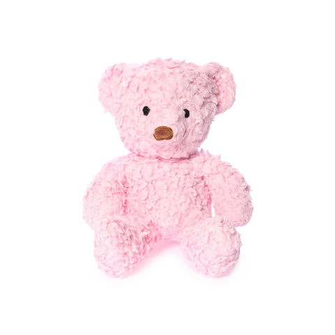 Sherpa Baby Bear - Pink - Bears For Humanity