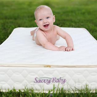 Savvy Baby Crib Mattress