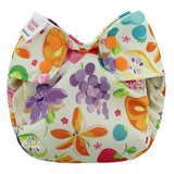 Newborn Simplex All In One Diaper w/ Organic Cotton
