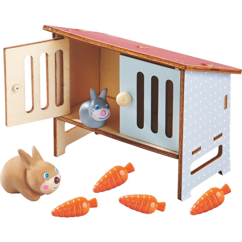 Haba - Rabbit Mimi - Hutch