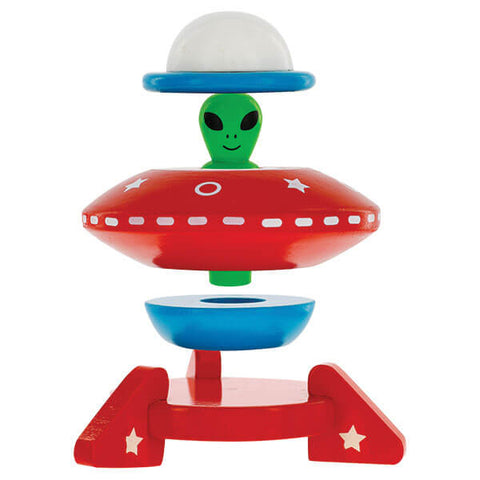 Magnetic UFO Stacker