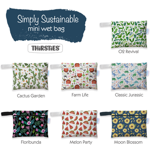 Simply Sustainable Thirsties Mini Wet Bag