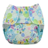 One Size Capri Diaper Cover