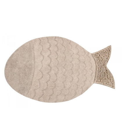 Washable Rug - Big Fish