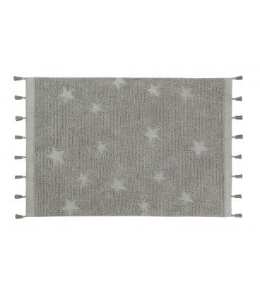 Washable Rug - Hippy Stars