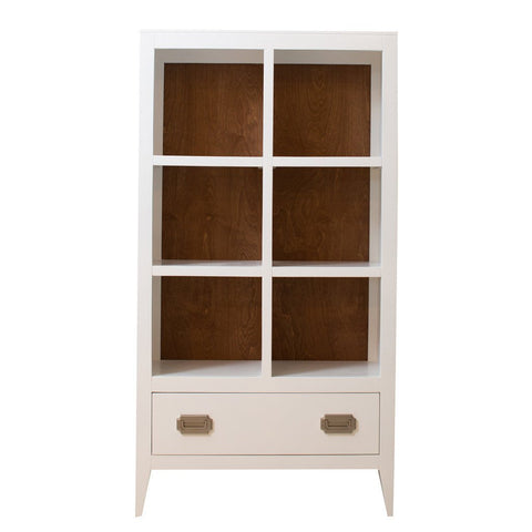 Devon Bookcase with Drawer