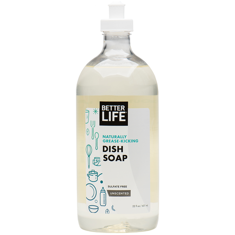 Dish Soap - Unscented 22oz
