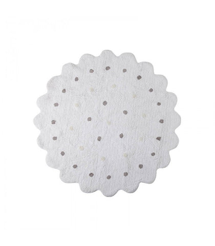 Washable Rug Little Biscuit