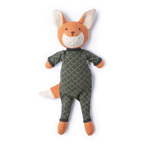 Reginald Fox in Leaf Cover Romper