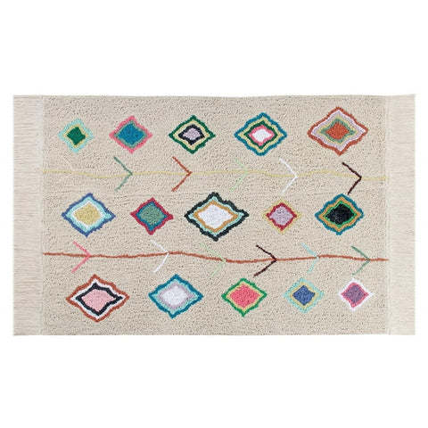 Washable Rugs - Ancient Symbols