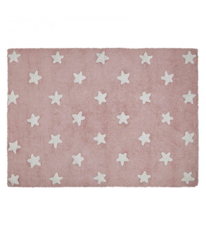 Washable Rugs - Stars