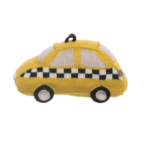 Knit Wool Vehicle Pillows