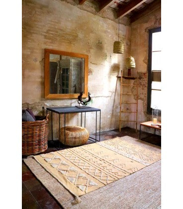 Washable Rug - Tribu - Multiple Color and Size Options