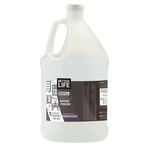 Wood Polish - 1 Gallon Refill