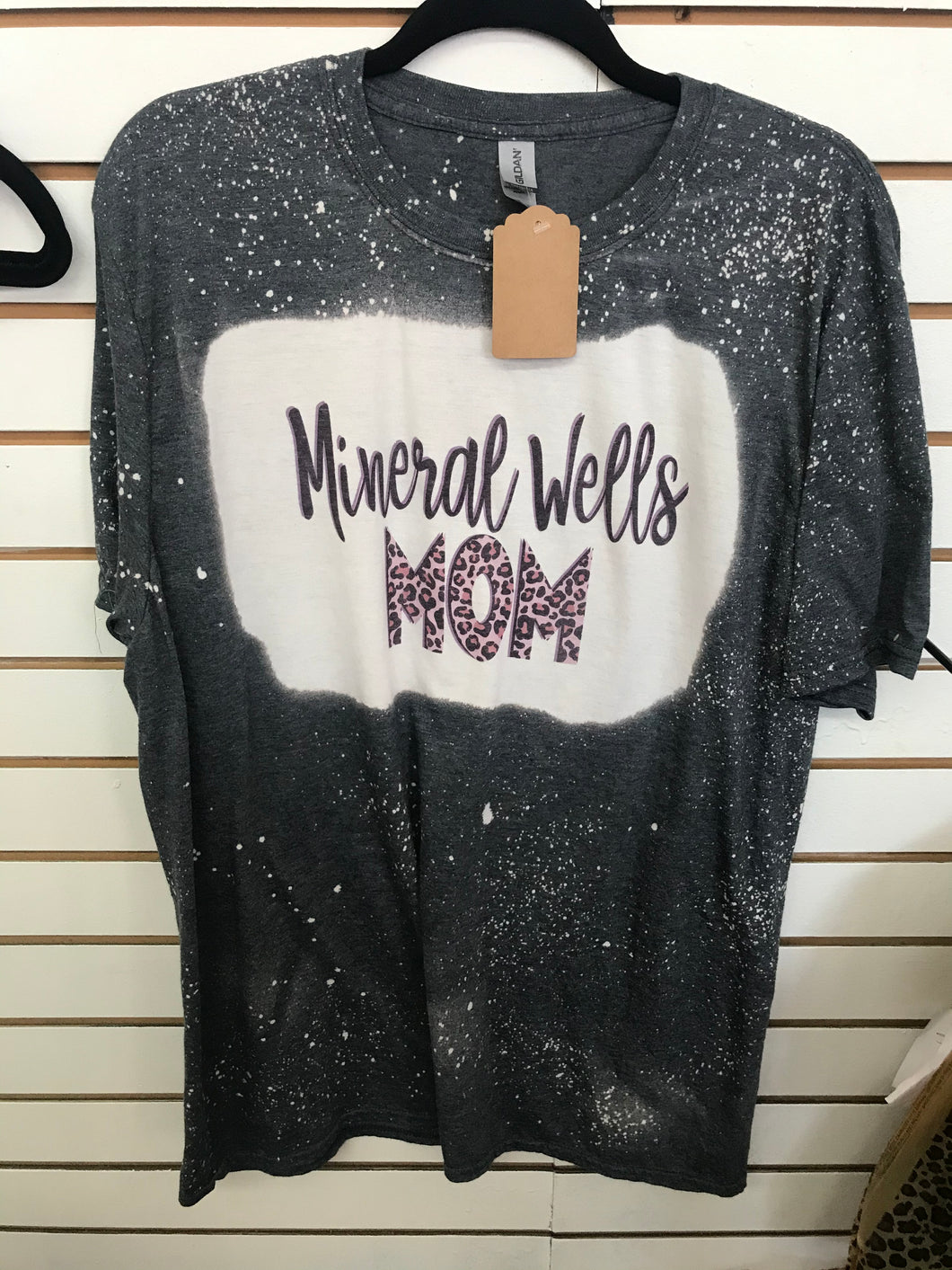 PREORDER Mineral Wells Mom Tee