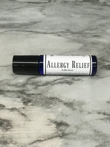 Allergy Relief Roller Blend