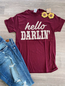 Hello Darlin' Tee