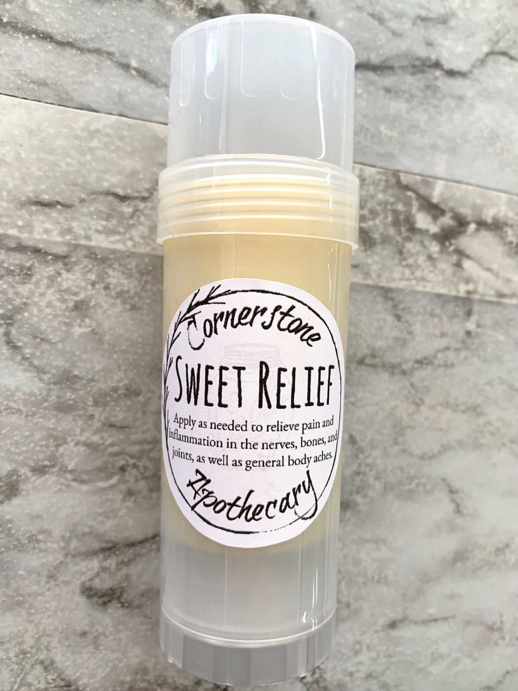 Sweet Relief Balm