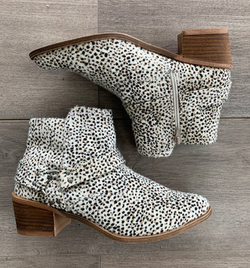 Cheetah Ankle Boot